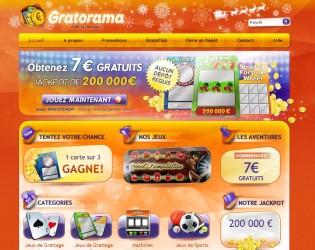 Site Gratorama