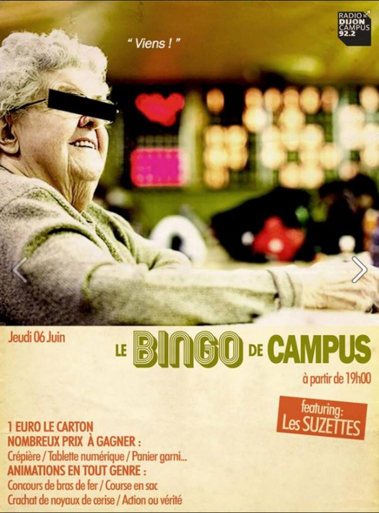 bingo campus